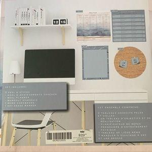 Indigo Organizational Set